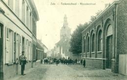 Zele - Tekenschool - Kloosterstraat - De Graeve 15058 - Zele