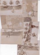 6 Photographies Ancienne Seine Maritime Bosc Mesnil Les Buhots  Cyclisme  ( Ref 230 ) - Orte