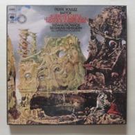 LP/ Pierre Boulez, Tatiana Troyanos, Siegmund Nimsgern, BBC Symphony Orchestra  / Bartok - Bluebeard's Castle - Clásica