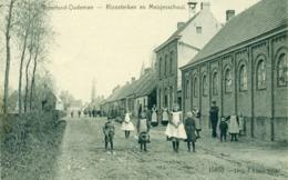 Waterland Oudeman - Kloosterken En Meisjesschool - De Graeve 15853 - Sint-Laureins