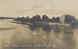 Adana Deuxieme Ecole Sultani. Texte 1919 . Amitié Franco Arménienne . Moulin à Aube - Armenië