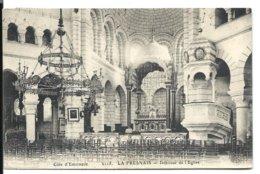 LA FRESNAIS - Intérieur église (1909) - Francia