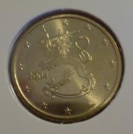 ===== 50 Cent Finlande 2004 Sorti Du BU (8 Pièces) Mais Légèrement Oxydé ===== - Finland
