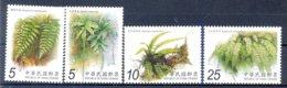 TAIWAN  ( AZI 258)- - Plants