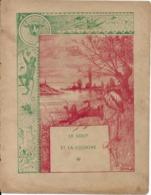 Couverture Cahier Fable Le Loup Et La Cigogne C CHARIER Editeur à Saumur - Book Covers