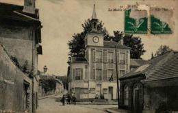 95 - MARGENCY - La Mairie Et La Grande Rue - Other Municipalities