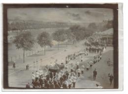 Liège 1912 Procession Saint Remacle Photo 9x12 - Places