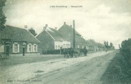 Lillo Kruisweg - Dorpzicht - Paardenspan - Hoelen 6656 - Antwerpen