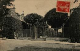 95 - MARGENCY - L'Entrée Du Château - Other Municipalities