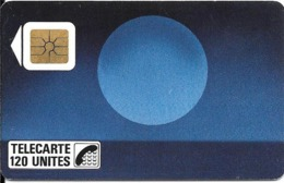 CARTE-PUBLIC-F30-120U-S O2-1988-N°Série Pe 0680-SOLEIL BLEU-UTILISE-TBE - Frankrijk