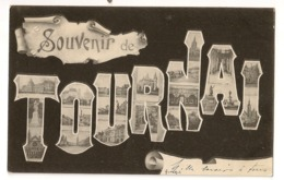 77 -  Souvenir De Tournai - Tournai