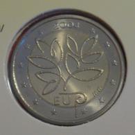 ===== 2 Euros Commémo Finlande 2004 Sorti Du BU (8 Pièces) Mais Légèrement Oxydé ===== - Finland