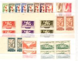 Liban Petite Collection Neufs ** MNH 1946/1952. TB. A Saisir! - Liban