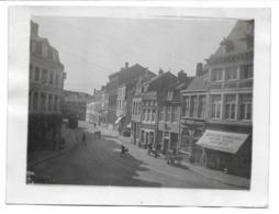 Liège (rue Basse-Wez ) + Tram  Photo 9x12 - Places