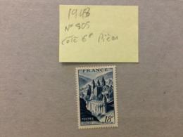 Abbaye De Conques 1948 - Y&T N°805 Timbre Neuf, Coté 6€(Tous En Très Bon état Garantie) - France