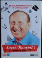 Sacré BOURVIL - Sketchs Et Chansons ( Deux DVD ) . - Komedie