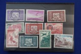 Monaco  Obliteres - Collections, Lots & Series