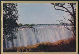 °°° GF 689 - ZAMBIA - VICTORIA FALLS °°° - Zambia