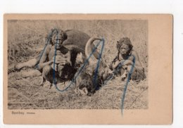 BOMBAY  -  Hindus  *chasseurs De Buffle * - Inde