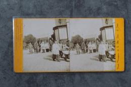 Biard 86580 Fête Dieu 1905 Procession 133CP03 - Photos Stéréoscopiques