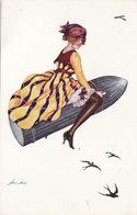 Sager - Les Obus Pacifiques - 686 - Femme - Sager, Xavier