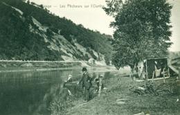 Rivage - Les Pêcheurs Sur L'Ourthe - De Graeve 15386 - Sprimont