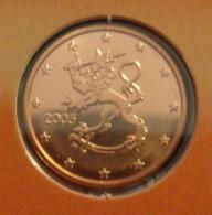 ===== 1 Cent Finlande 2005 état BU ===== - Finland