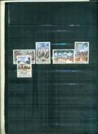 ANGGUILLA PAQUES 92 5 VAL NEUFS A PARTIR DE 0.90 EUROS - Anguilla (1968-...)