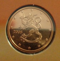 ===== 2 Cent Finlande 2005 état BU ===== - Finland