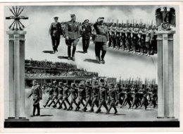 """1939, Hitler Mit """" Legion Condor """"  , A2461 - Germania"""