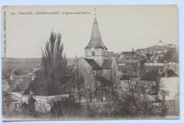 L'Eglise Et Les Roches, Cote-d'Or, Aignay-le-Duc, France - Aignay Le Duc