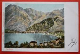 MONTENEGRO - CRNA GORA ,KOTOR - CATTARO 1901 - Montenegro