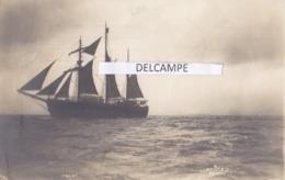 NORVÈGE  Voilier '' Le FRAM '' Carte Photo Du Voilier Trois Mâts, Expédition Polaire ........ - Bateaux
