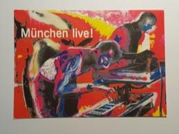 ARAL, München Live, Ticketautomaten (gelaufen 1995); H30 - Publicité