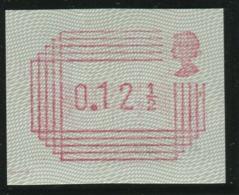 GRAN BRETAGNA 1984 - ATM -  2v. Nuovi ** - 1952-.... (Elisabetta II)