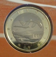 ===== 1 Euro Finlande 2005 état BU ===== - Finland