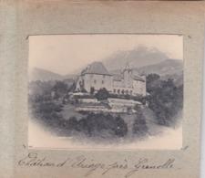 Photographie Isere 38 Uriage Le Chateau, ( Ref 236 ) - Places