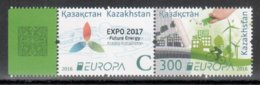 Kasachstan / Kazakhstan 2016 EUROPA Paar/pair ** - Europa-CEPT