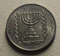 1964 - Israel - 5724 - 1/2 LIRA - KM 36.1 - Israel