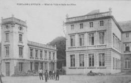 Fontaine-L'Evêque.  Hôtel De Ville Et Salle Des Fêtes.  Scan - Fontaine-l'Evêque