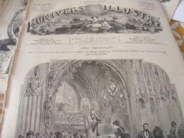 UNIVERS/COURBET  TOUR DE PEILZ VEVEY /ETRETAT /GUERRE RUSSIE TURQUIE PLEVNA - Magazines - Before 1900