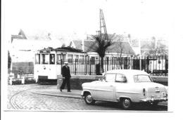 Turnhout - Tram Komende Van Mol.(Foto 14 X 9 Cm) - Turnhout