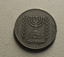1966 - Israel - 5726 - 1/2 LIRA - KM 36.1 - Israël