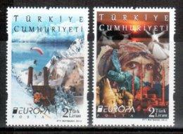 Türkei / Turkey / Turquie 2012 Satz/set EUROPA ** - Europa-CEPT