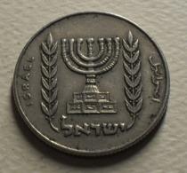 1970 - Israel - 5730 - 1/2 LIRA - KM 36.1 - Israël