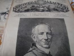 UNIVERS / PAPE LEON XIII /EXPO UNIVERSELLE CHINOIS RUSSIE TURQUIE DUC NICOLAS PAIX - Magazines - Before 1900