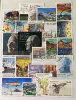 GREENLAND 336 DIFFERENT USED FROM 2015 BACK TO 1950. - Gebruikt