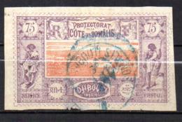 Col17  Colonie Cote Des Somalis  N° 16 Oblitéré  Cote 50,00€ - Oblitérés