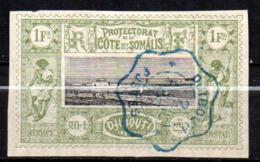Col17  Colonie Cote Des Somalis  N° 17 Oblitéré  Cote 30,00€ - Oblitérés