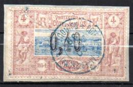 Col17  Colonie Cote Des Somalis  N° 22 Oblitéré  Cote 50,00€ - Oblitérés